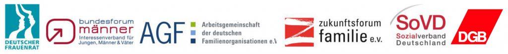 Logos PM AGF Teilzeitfalle