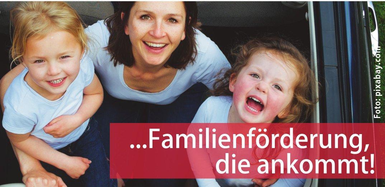 Bayerisches Familiengeld: Bund und Freistaat erzielen Einigung