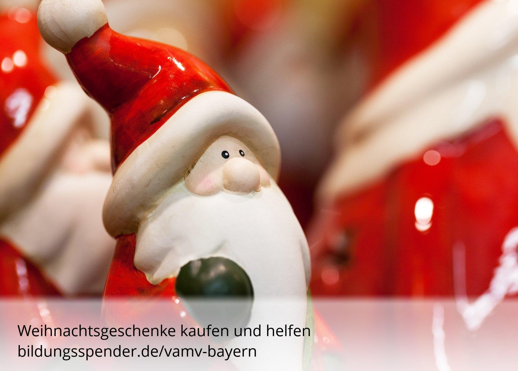 *****Weihnachtsgeschenke: einmal kaufen, zweimal schenken****
