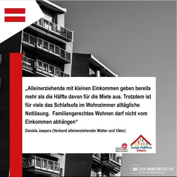 #VAMV: Für eine menschenorientierte Wohnungspolitik