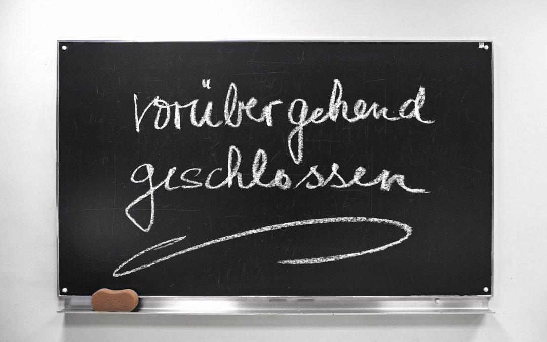 #CoronaUpdate: Schulschließung in Bayern bis 11. Mai verlängert
