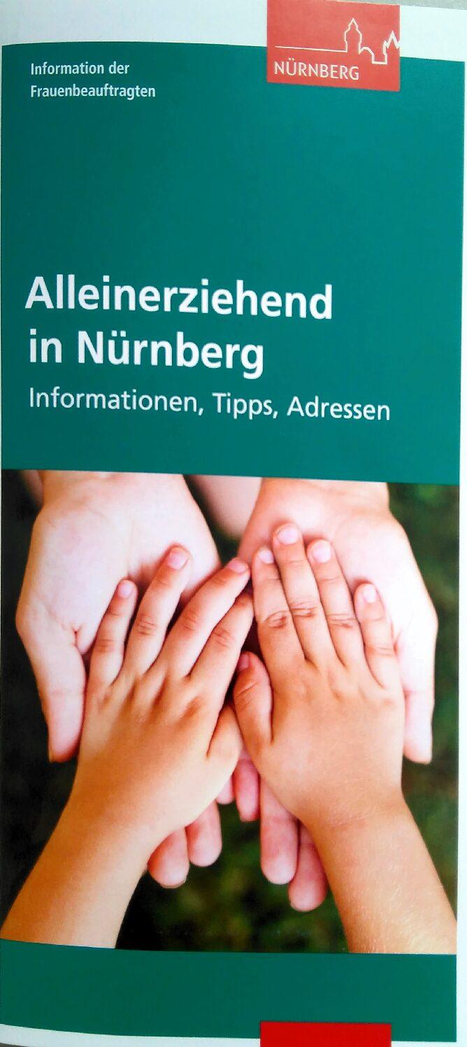 #Nürnberg: Neue Broschüre für Alleinerziehende