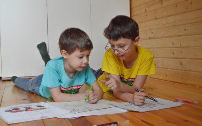 #Befragung: Wie ändert sich der Alltag der Kinder durch Corona?