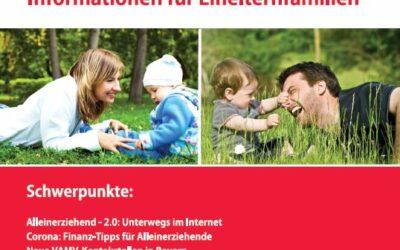 #VAMV: Neu! – Heft – Informationen für Einelternfamilien 1/2020