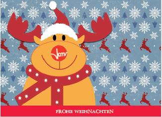 #vamvbayern: Fröhliche Weihnachten!