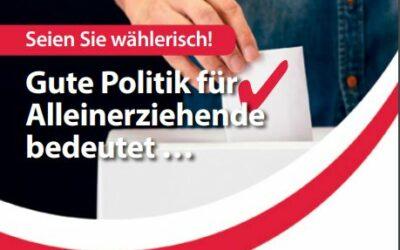 #VAMV: Der Alleinerziehenden-Check zur Bundestagswahl 2021