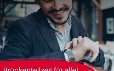 #Bundestagswahl2021: Brückenteilzeit für alle