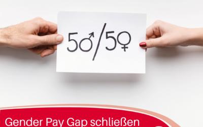 #Bundestagswahl2021: Gender Pay Gap schließen
