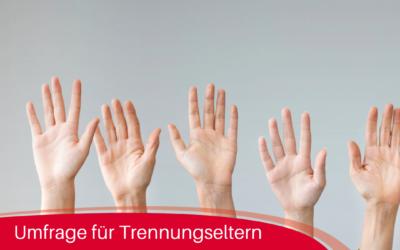"""#VAMV: Mach mit! – Umfrage """"Mehrbedarfe von Trennungskindern"""""""