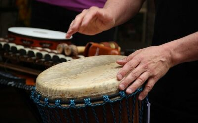 #VAMV-Seminar: Rhythmus, der verbindet – Trommelworkshop